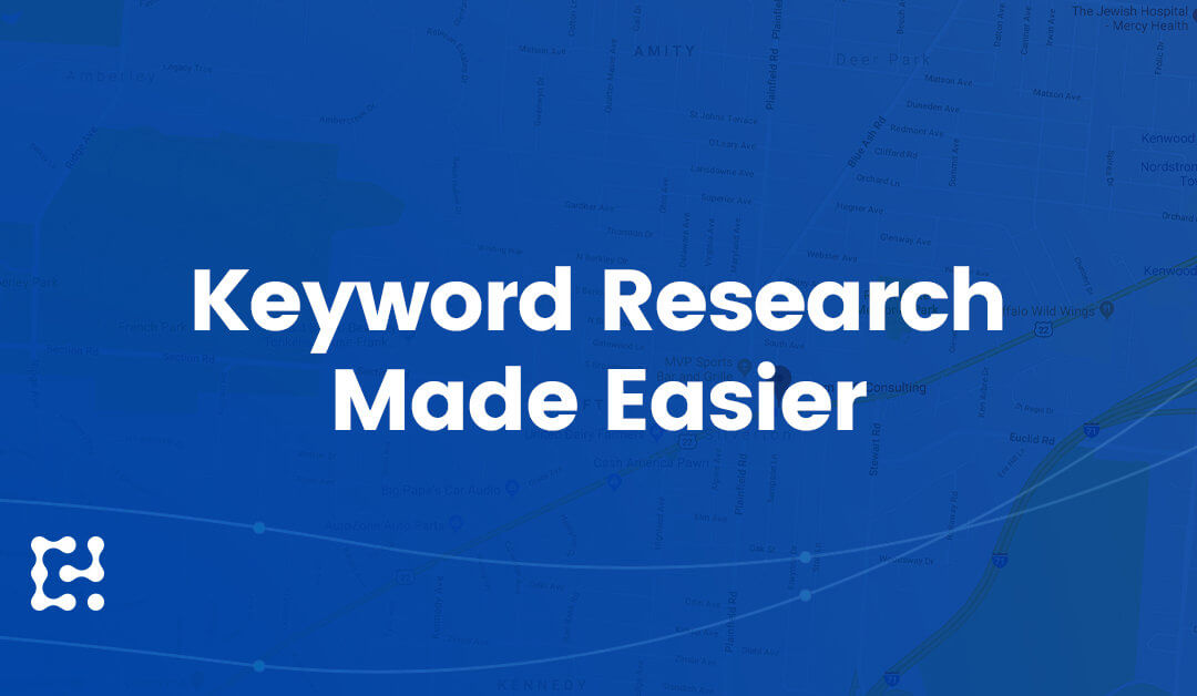 Making Keyword Research Easy