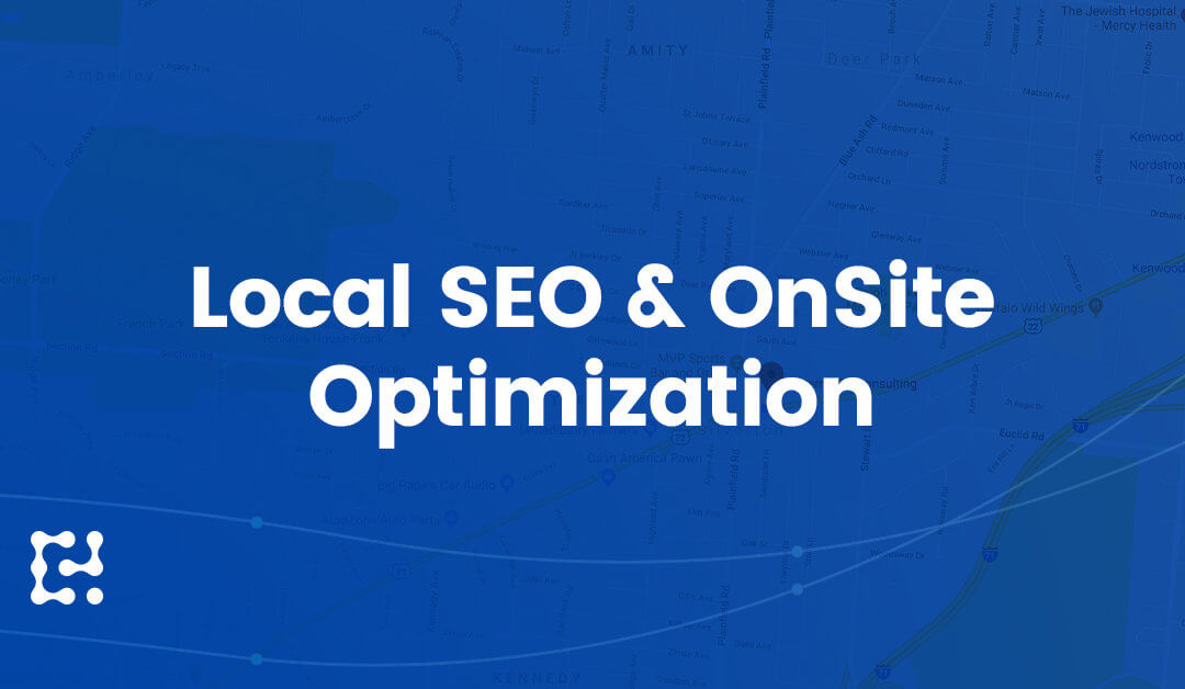 Local SEO & OnSite Optimization